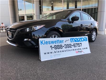 2016 Mazda Mazda3 GS (Stk: U3974) in Kitchener - Image 1 of 29