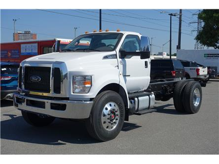 2021 Ford F750 SUPER DUTY REGULAR CAB (Stk: 2100020) in Ottawa - Image 1 of 13