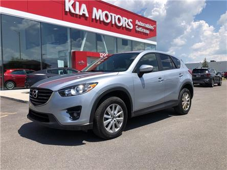2016 Mazda CX-5 GS (Stk: P2375) in Gatineau - Image 1 of 25