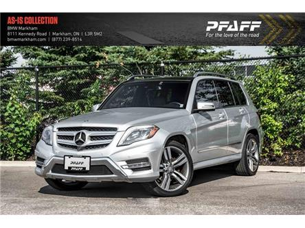 2014 Mercedes-Benz Glk-Class Base (Stk: U12853A) in Markham - Image 1 of 21