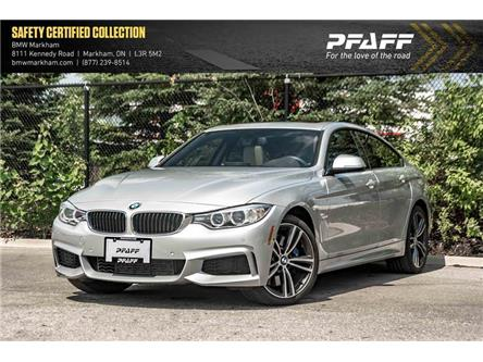 2016 BMW 435i xDrive Gran Coupe (Stk: O13088) in Markham - Image 1 of 22