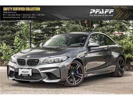 2018 BMW M2 Base (Stk: O13089) in Markham - Image 1 of 22