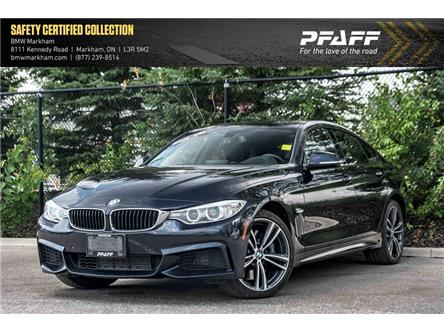 2016 BMW 435i xDrive Gran Coupe (Stk: U12695AA) in Markham - Image 1 of 22