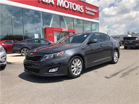2014 Kia Optima  (Stk: 20749A) in Gatineau - Image 1 of 24