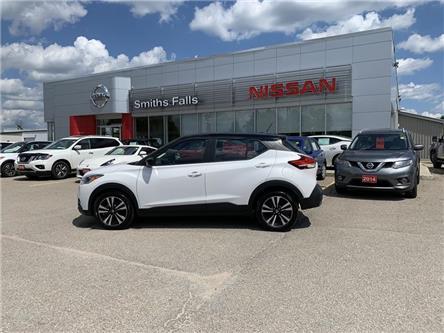 2019 Nissan Kicks SV (Stk: P2067) in Smiths Falls - Image 1 of 13