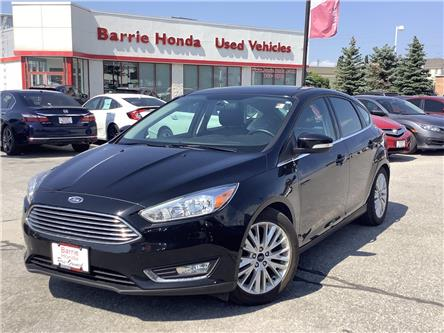2016 Ford Focus Titanium (Stk: U16443) in Barrie - Image 1 of 24