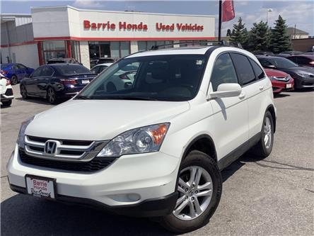 2010 Honda CR-V EX-L (Stk: U10982) in Barrie - Image 1 of 21