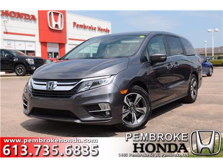 2020 Honda Odyssey EX-L Navi (Stk: 20125) in Pembroke - Image 1 of 28