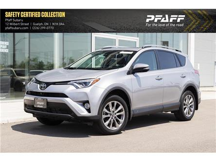 2017 Toyota RAV4 Limited (Stk: S00662A) in Guelph - Image 1 of 19