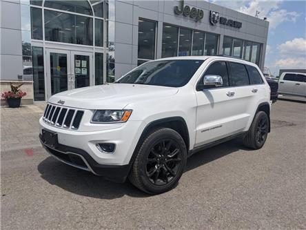 2015 Jeep Grand Cherokee Limited (Stk: U715818-OC) in Orangeville - Image 1 of 21