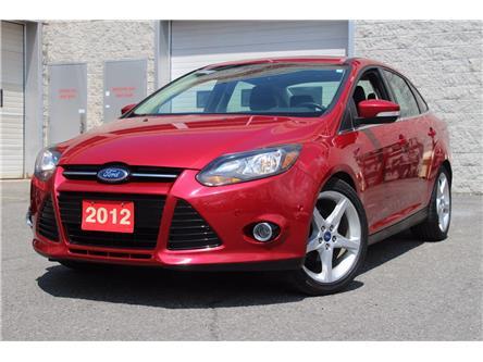 2012 Ford Focus Titanium (Stk: 28452A) in Ottawa - Image 1 of 24