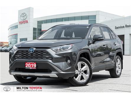 2019 Toyota RAV4 Hybrid Limited (Stk: 001895A) in Milton - Image 1 of 21
