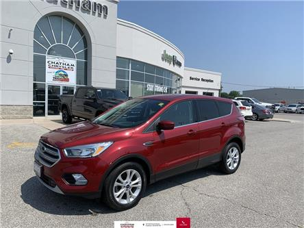2017 Ford Escape SE (Stk: U04591) in Chatham - Image 1 of 27