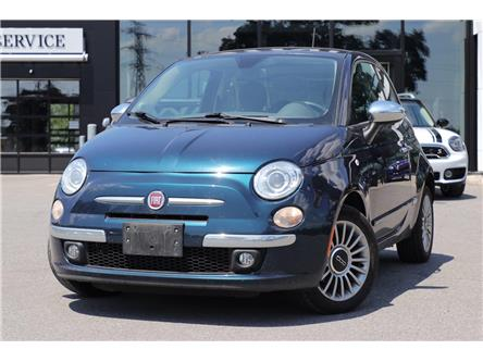 2013 Fiat 500 Lounge (Stk: 4013A) in Ottawa - Image 1 of 20