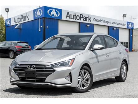 2020 Hyundai Elantra Preferred (Stk: 20-97212R) in Georgetown - Image 1 of 20
