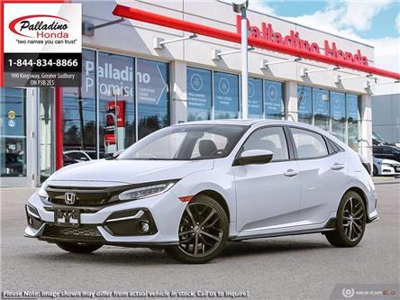 2020 Honda Civic Sport Touring (Stk: 22544) in Greater Sudbury - Image 1 of 23