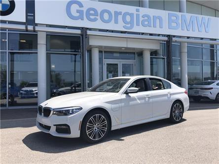 2020 BMW 530e xDrive iPerformance (Stk: B20152) in Barrie - Image 1 of 9