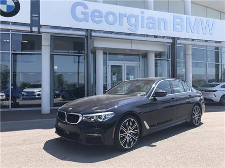 2020 BMW 530i xDrive (Stk: B20167) in Barrie - Image 1 of 7