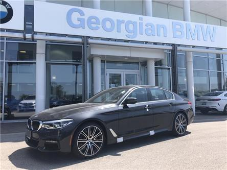 2020 BMW 540i xDrive (Stk: B20168) in Barrie - Image 1 of 11