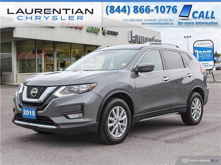 2019 Nissan Rogue SV (Stk: BC0022) in Sudbury - Image 1 of 29