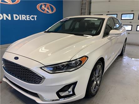 2019 Ford Fusion Hybrid Titanium (Stk: 227623) in Lower Sackville - Image 1 of 16