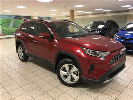 2020 Toyota RAV4 Hybrid Limited (Stk: 200923) in Calgary - Image 1 of 22