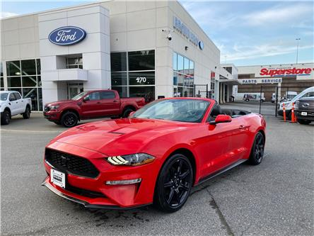 2019 Ford Mustang EcoBoost Premium (Stk: OP20204) in Vancouver - Image 1 of 22