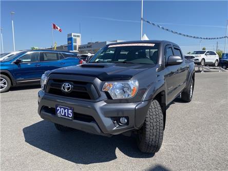 2015 Toyota Tacoma V6 (Stk: 027012) in Carleton Place - Image 1 of 12
