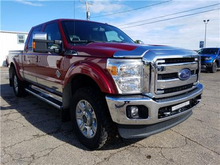 2013 Ford F-350 Lariat (Stk: 20172A) in Wilkie - Image 1 of 23