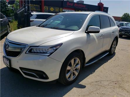 2016 Acura MDX Elite Package (Stk: 507735) in Toronto - Image 1 of 24
