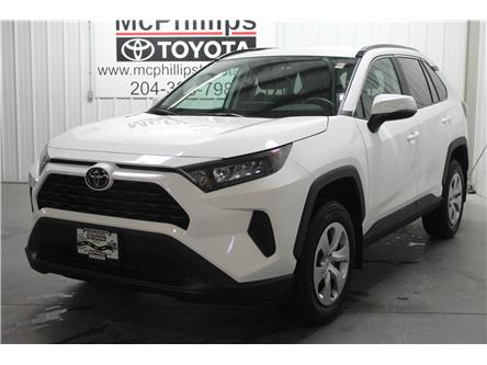 2020 Toyota RAV4 LE (Stk: C113210) in Winnipeg - Image 1 of 21