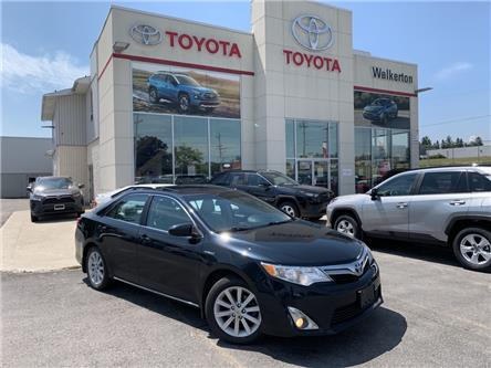 2013 Toyota Camry Hybrid XLE (Stk: 20233A) in Walkerton - Image 1 of 16