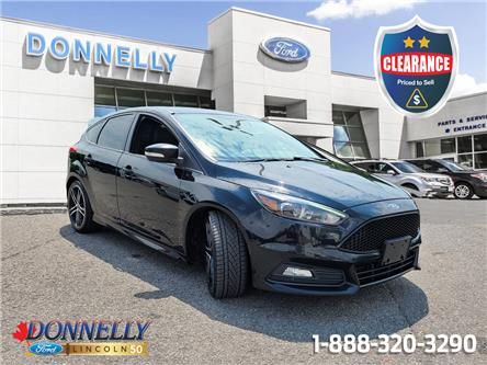 2016 Ford Focus ST Base (Stk: CLDUR6292A) in Ottawa - Image 1 of 23