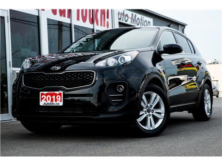 2019 Kia Sportage LX (Stk: 20484) in Chatham - Image 1 of 23