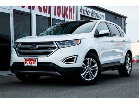 2016 Ford Edge SEL (Stk: 20472) in Chatham - Image 1 of 27