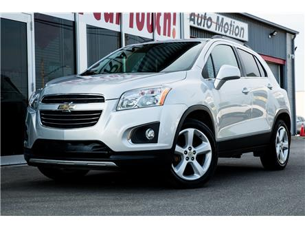 2016 Chevrolet Trax LTZ (Stk: 20495) in Chatham - Image 1 of 25