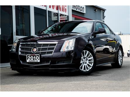 2010 Cadillac CTS 3.0L (Stk: 20499) in Chatham - Image 1 of 22