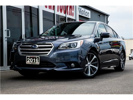 2016 Subaru Legacy 2.5i Limited Package (Stk: 20498) in Chatham - Image 1 of 26
