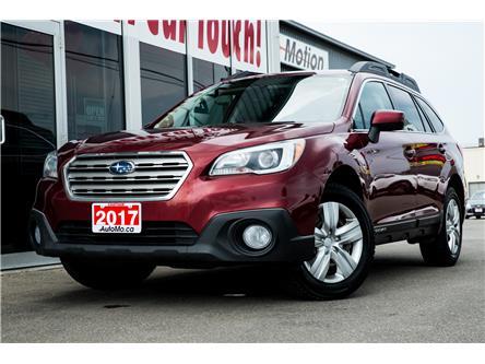 2017 Subaru Outback 2.5i (Stk: 20487) in Chatham - Image 1 of 25