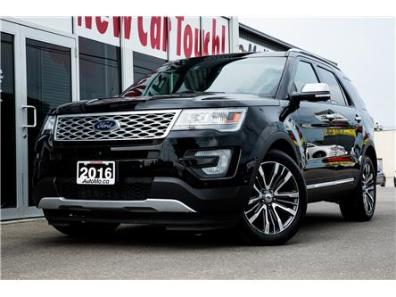 2016 Ford Explorer Platinum (Stk: 20480) in Chatham - Image 1 of 29