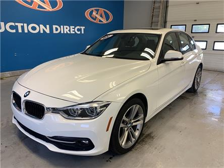 2017 BMW 320i xDrive (Stk: U41306) in Lower Sackville - Image 1 of 12