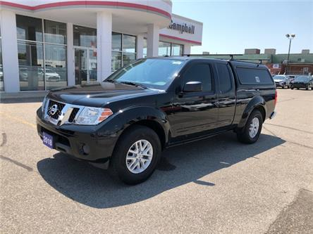 2018 Nissan Frontier SV (Stk: 42082A) in Chatham - Image 1 of 12