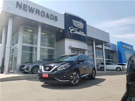 2018 Nissan Murano SV (Stk: Z276368A) in Newmarket - Image 1 of 29
