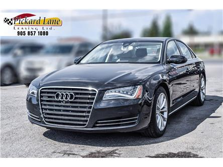 2014 Audi A8 3.0 (Stk: ) in Bolton - Image 1 of 19