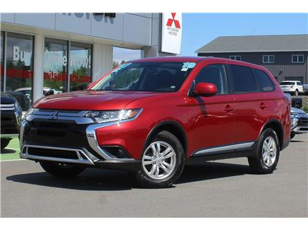 2019 Mitsubishi Outlander ES (Stk: 200480A) in Fredericton - Image 1 of 18