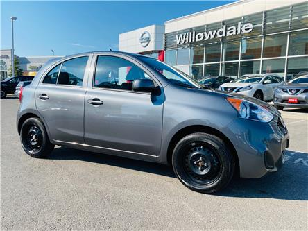 2017 Nissan Micra S (Stk: C3552) in Thornhill - Image 1 of 12