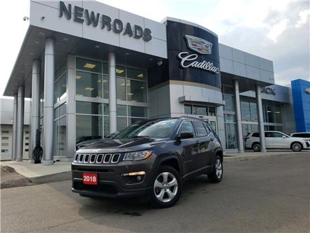 2018 Jeep Compass North (Stk: NX14334A) in Newmarket - Image 1 of 28
