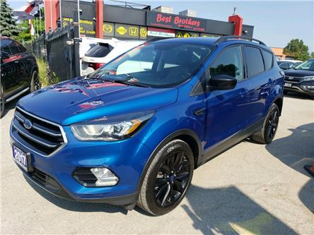 2017 Ford Escape SE (Stk: b70508) in Toronto - Image 1 of 12