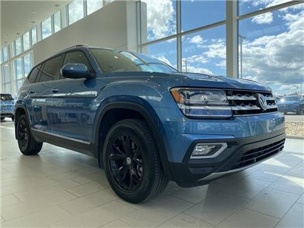 2019 Volkswagen Atlas 3.6 FSI Highline (Stk: 69224A) in Saskatoon - Image 1 of 24