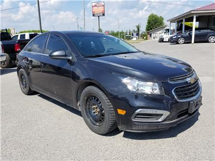 2015 Chevrolet Cruze 1LT (Stk: ) in Kemptville - Image 1 of 15